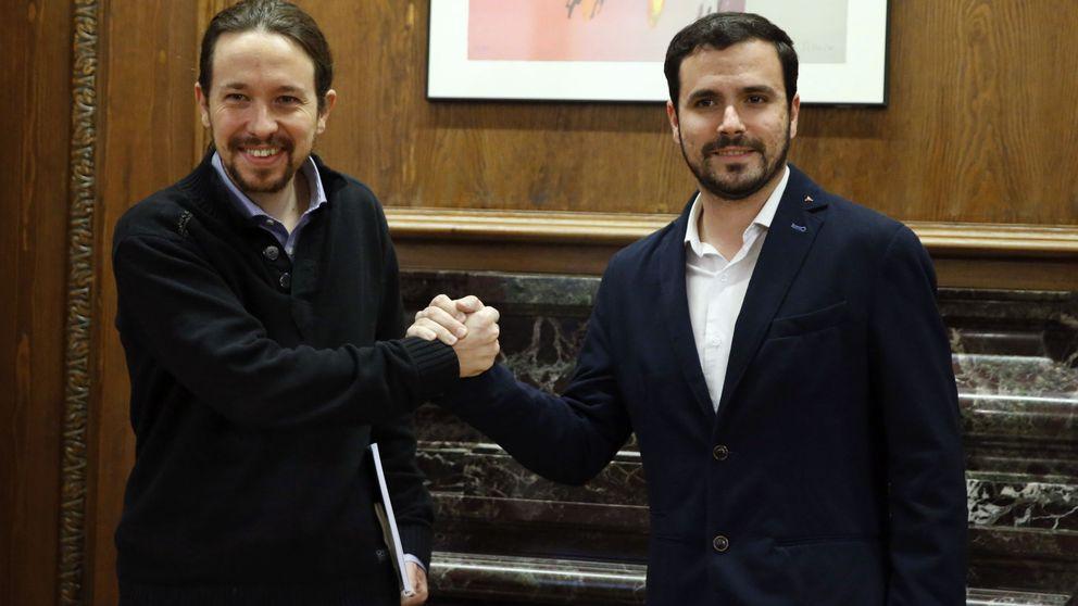 Iglesias acepta la reunión con PSOE, IU y Compromís que propone Garzón