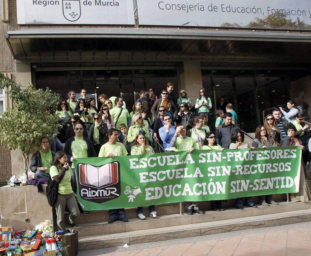 Foto: La enseñanza es uno de los sectores con más interinos. (EFE)