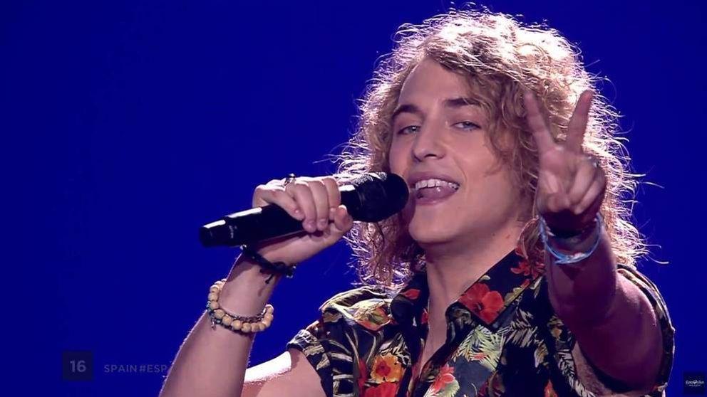 """Manel Navarro no se arrepiente de su eurogallo: Volvería a Eurovisión"""""""