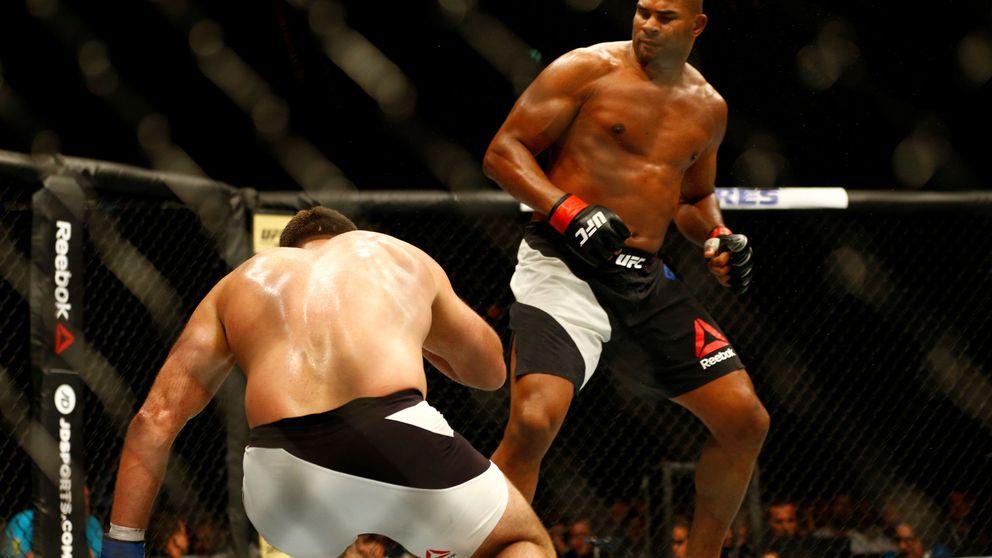 UFC: el tremendo KO de Overeem a Oleinik a base de rodillazos