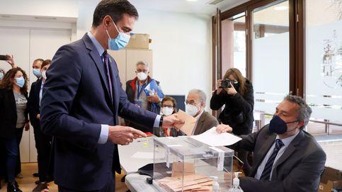Las elecciones de Madrid, en imágenes