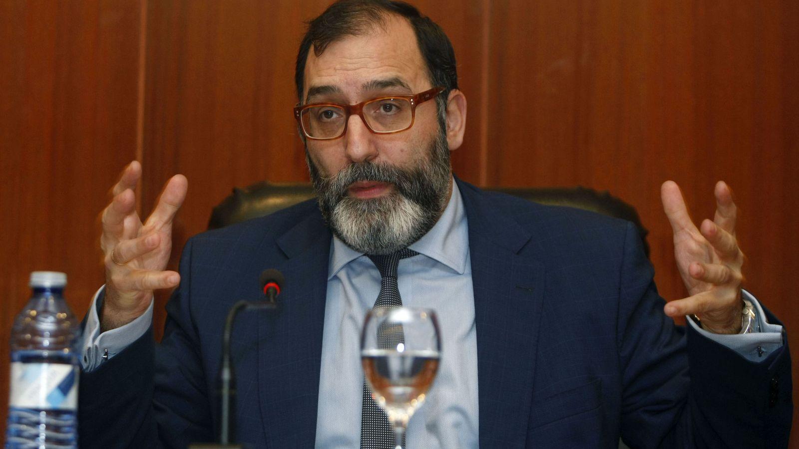 Foto: El juez de la Audiencia Nacional Eloy Velasco, instructor de Púnica. (EFE)