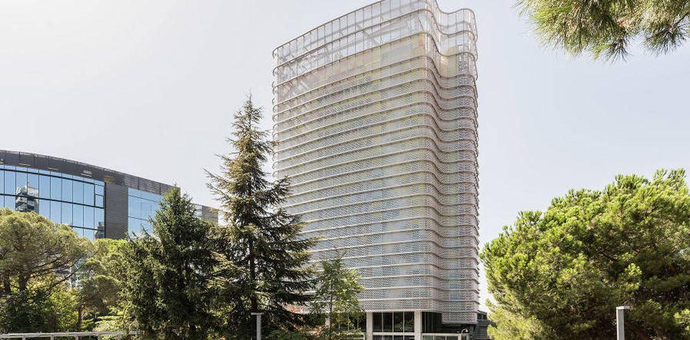 Foto: Imagen de uno de los edificios de oficinas de Hispania.