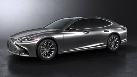 LS500h, la apuesta híbrida de Lexus para el Salón de Ginebra