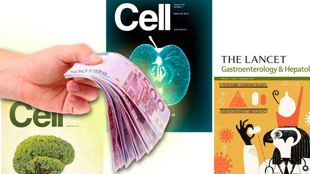Todos contra Elsevier, el gigante editorial científico que cobra a España 25 'kilos' al año