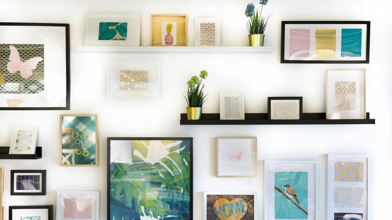 Trucos para decorar con fotografías y marcos. (Jonny Caspari para Unsplash)