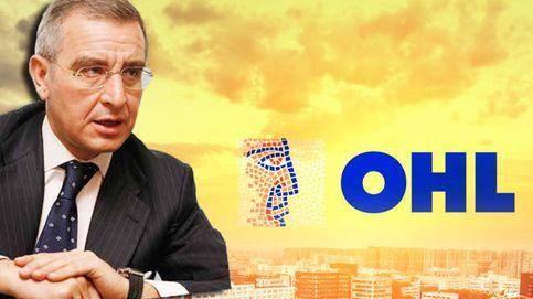 La debilidad de caja de OHL y la caída del beneficio (-66,5%) desatan las ventas