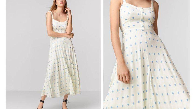 ¡Corre! Lo, nuevos vestidos de Zara suelen desaparecer muy rápido.