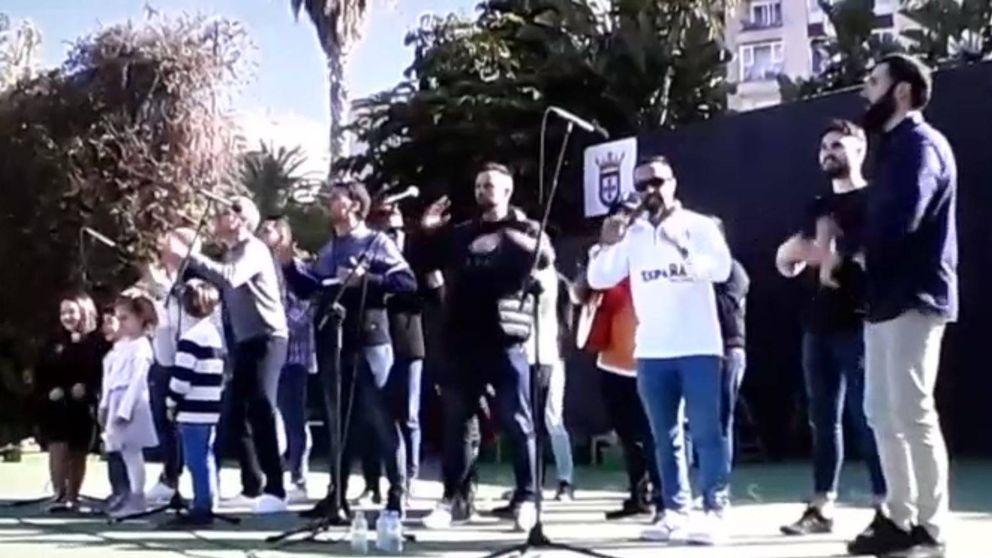La chirigota que amenaza con incendiar Ceuta: Los moros vienen pisando fuerte