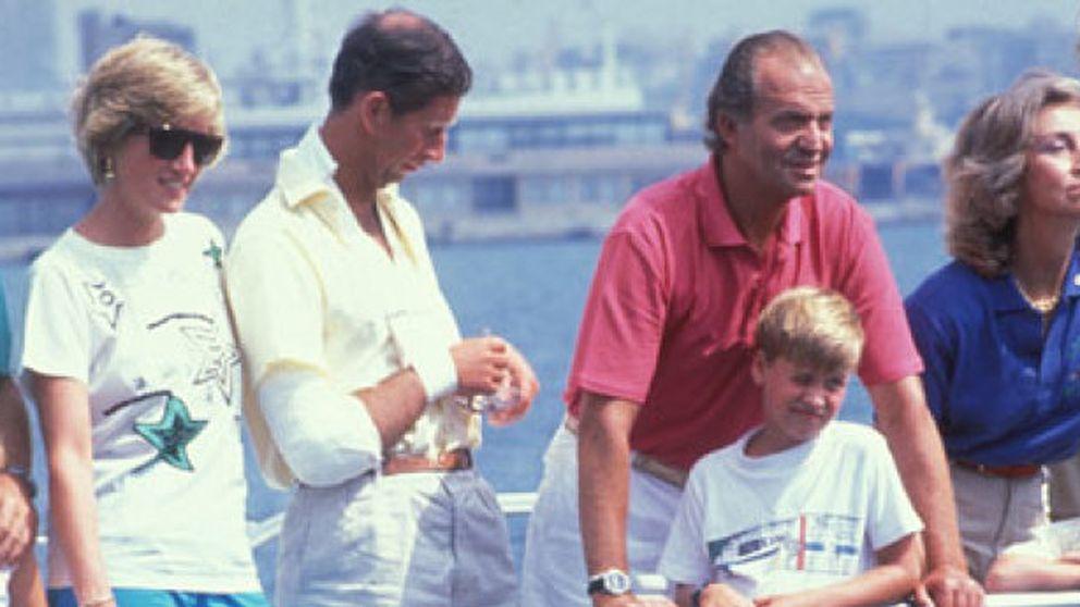 Las 'amistades peligrosas' del Rey Juan Carlos