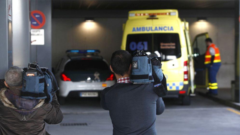 Foto: Hospitalizada la madre de Asunta tras una sobredosis de pastillas en prisión. (EFE)