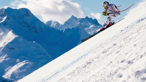 Esquí alpino femenino en Suiza