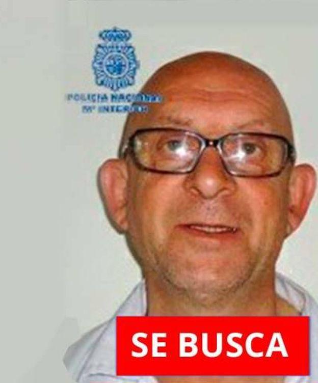 Foto: Fernando Iglesias Espiño, fugado de la prisión de Ourense