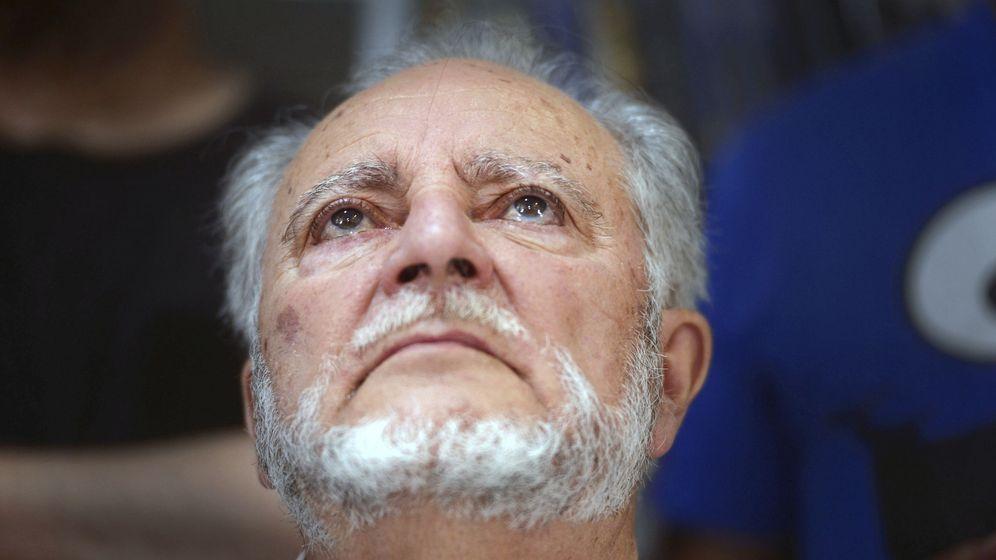 Foto: El excoordinador federal de IU, Julio Anguita (EFE)