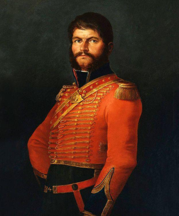 Foto: Retrato de Juan Martín Díaz.