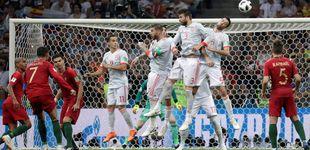 Post de Portugal - España: 'hat-trick' de Cristiano que evita la victoria de la Selección