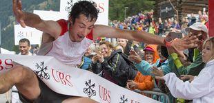 Post de Kilian Jornet regresa a la competición tras el Everest y gana en el Mont Blanc