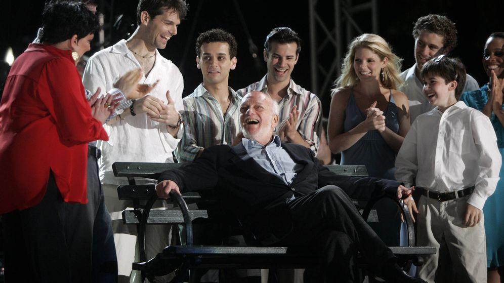 Foto:  El grande de Broadway Harold Prince. (Reuters)
