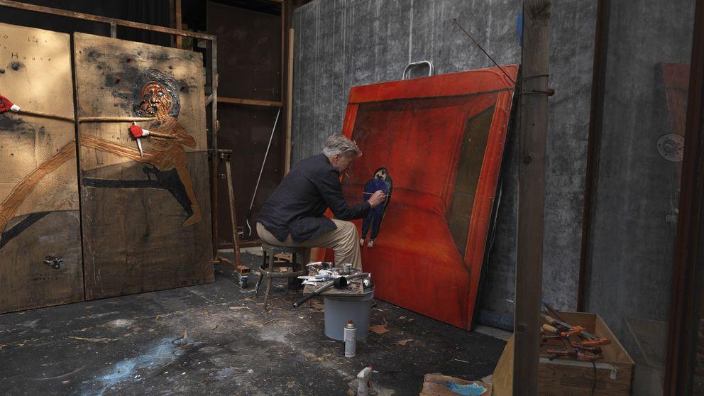 David Lynch se hace artista