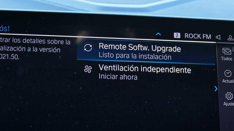 Todos los nuevos BMW incluyen la actualización del software del vehículo online
