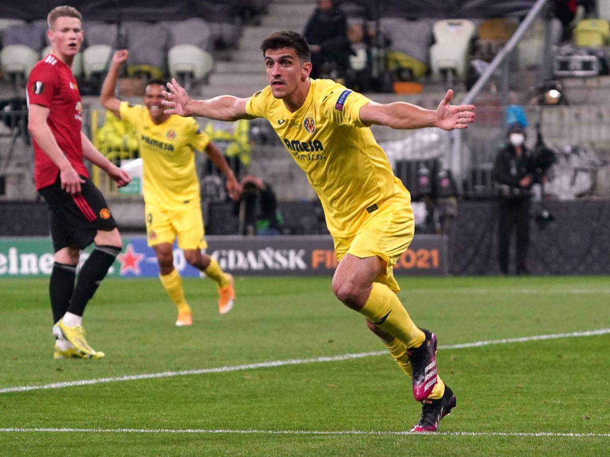 Europa League: El Villarreal se proclama campeón de la Europa League después de 22 penaltis (1-1)