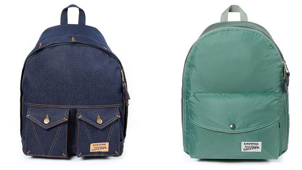 Las mochilas de Jean Paul Gaultier con pasado de cazadoras