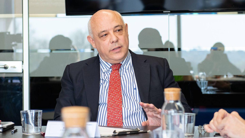 Rafael Ayuste Cupido, jefe del departamento de Energías Renovables del Ente Regional de la Energía de la Junta de Castilla y León.