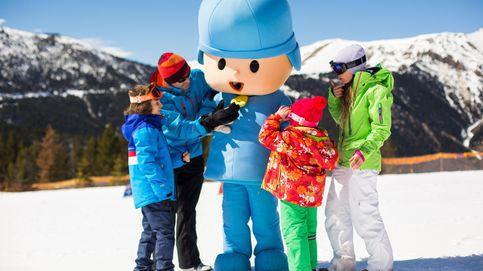 Los diez mejores planes para esquiar con niños en Semana Santa