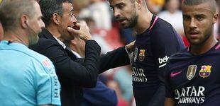 Post de Piqué  recuerda a la afición: