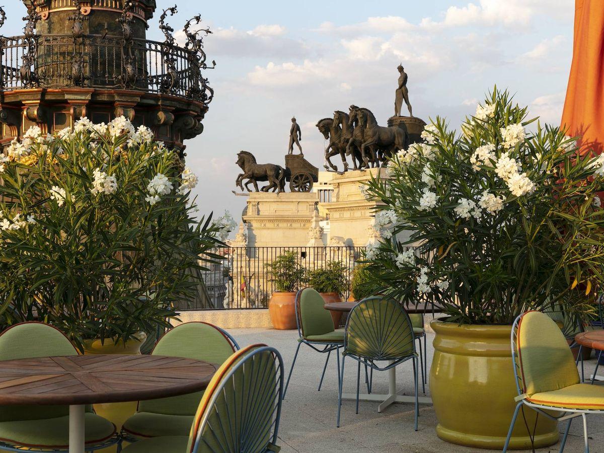 Foto: Restaurante de Dani García en el Four Seasons.