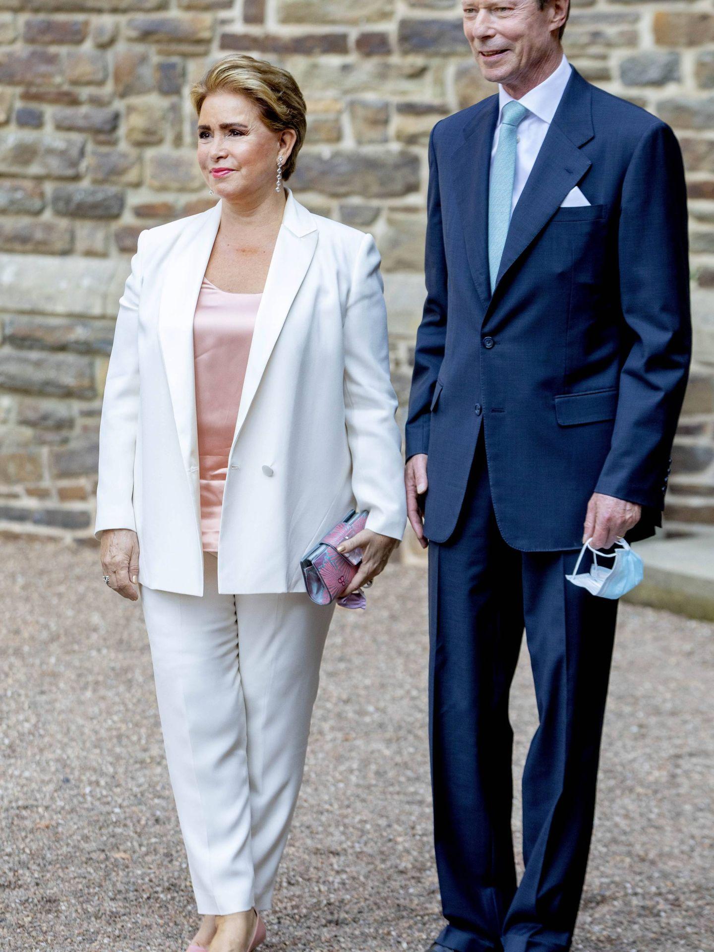 Los grandes duques de Luxemburgo. (Cordon Press)