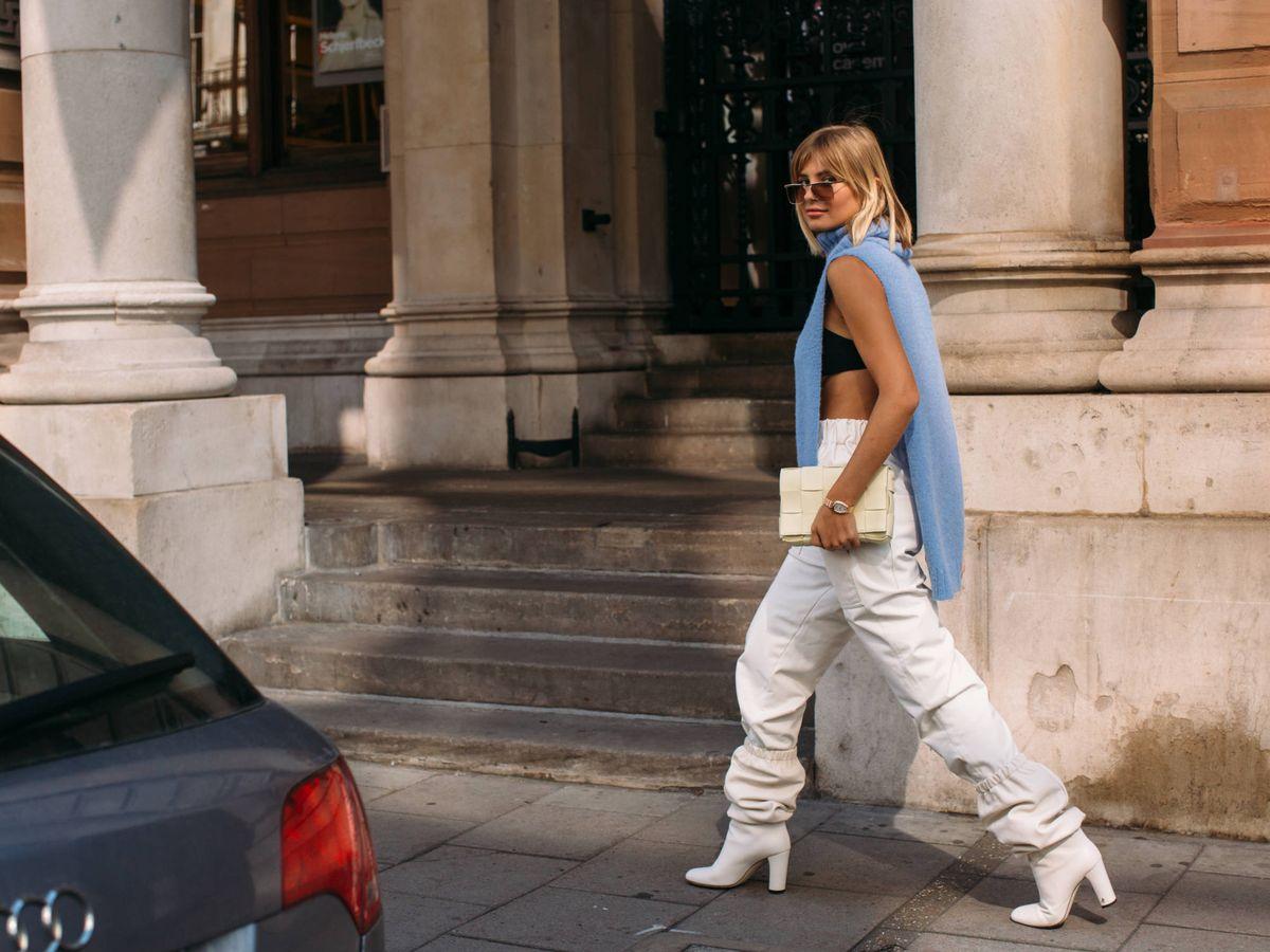Foto: El pantalón jogger de Oysho será tu nuevo preferido dentro y fuera de casa. (Imaxtree)
