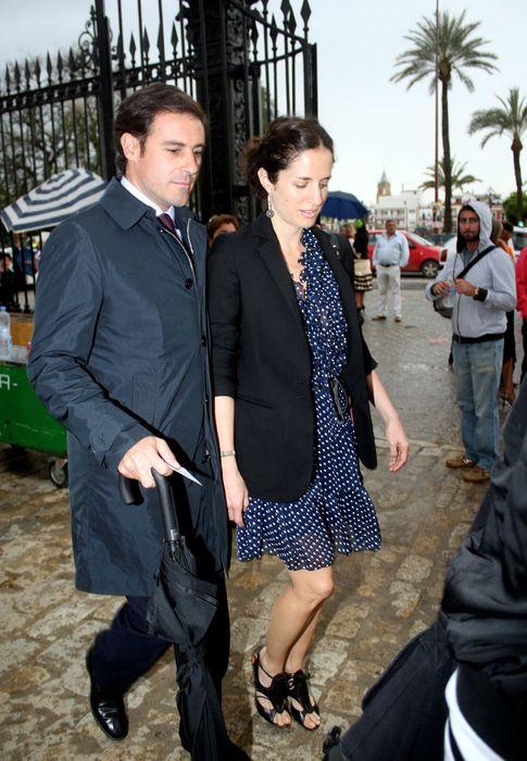c6ed2825fb5 Adriana Carolina Herrera causa baja en el bautizo de la hija de Estrella  Morente