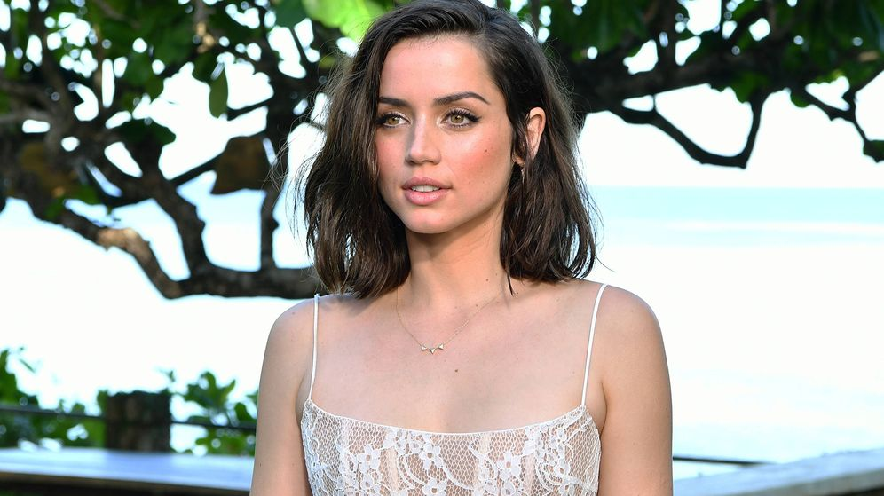 Foto: Ana de Armas, in love. (Getty)
