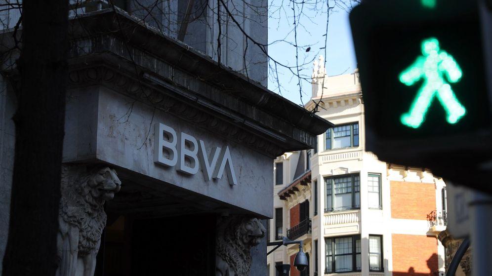 Foto: Sede social de BBVA en Bilbao. (EFE)