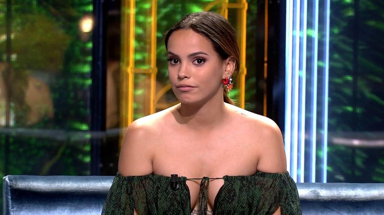 Gloria Camila se la cuela a Telecinco sin que Jordi González le pare los pies en 'Supervivientes'