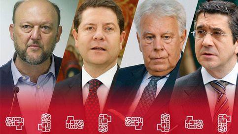 Felipe González, Susana Díaz: la vida personal de los críticos del PSOE