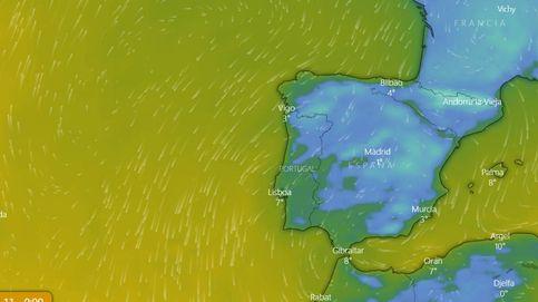 La ola de frío pone en alerta a 41 provincias: sigue en tiempo real la evolución de las temperaturas