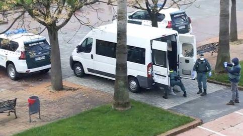 Desalojan una residencia de ancianos en Cádiz con 38 residentes con coronavirus