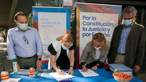 El PP se equivoca con las firmas (otra vez)