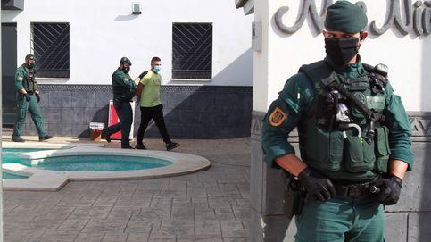 Detenidos 14 miembros de una banda de tráfico de cannabis que movía millones