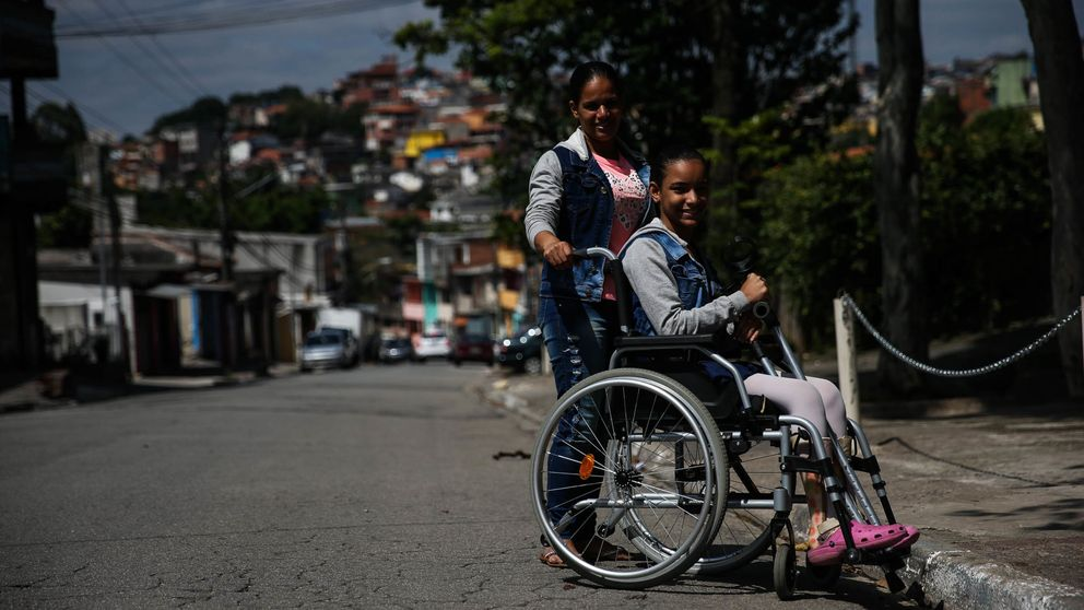Los niños que dijeron no al crimen en una favela llamada desigualdad