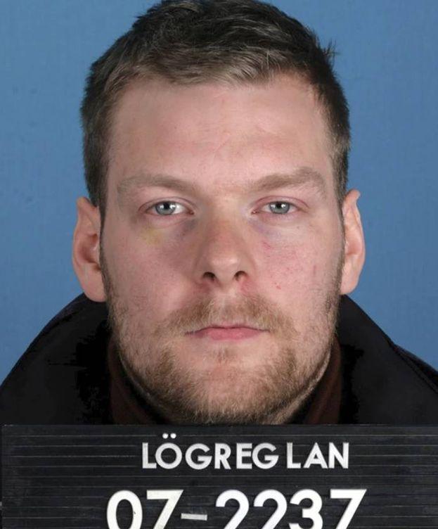 Foto: Sindri Thor Stefansson, el mayor ladrón de bitcoins.