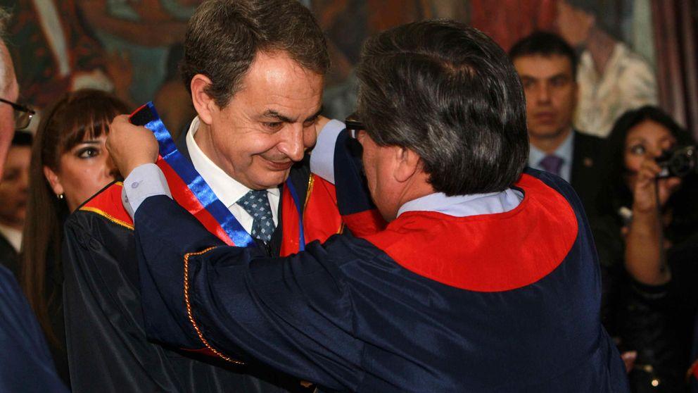 Los cien mil euros públicos de Zapatero