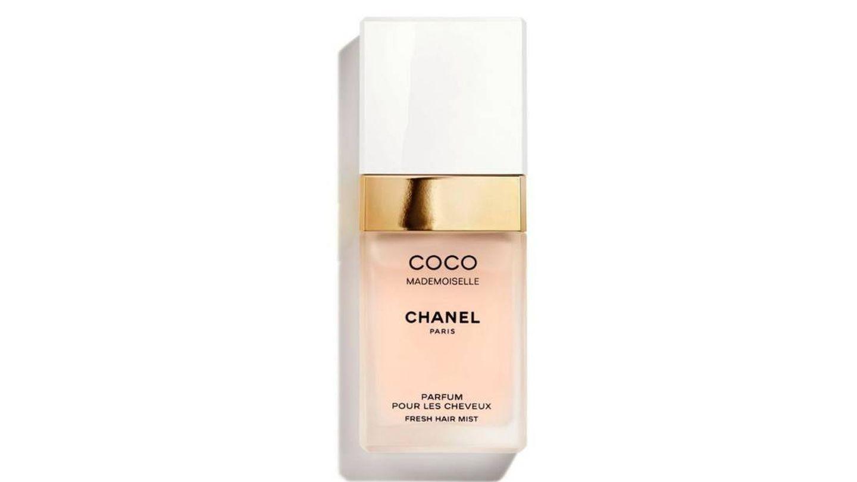 Perfume para el cabello Coco Mademoiselle de Chanel.