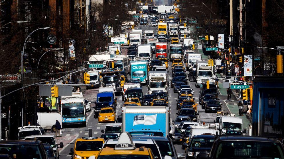Foto: ¿Cuáles son las ciudades con más atascos del mundo? (EFE)