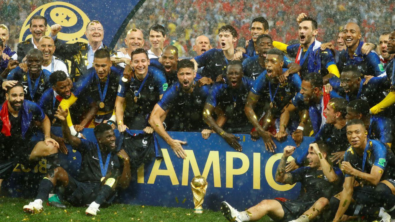 La Francia más moderna enseña con un título Mundial cómo es el fútbol del futuro
