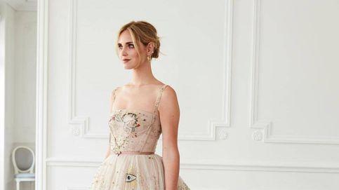El segundo vestido -y medio- de la boda de Chiara Ferragni y otras sorpresas