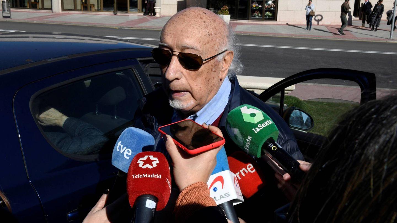 Manuel Vicent. (EFE)