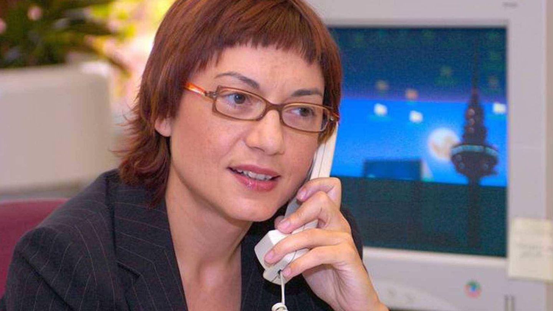 Anna Bosch. (TVE)